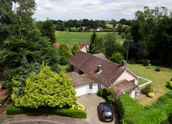 Thumbnail 3 bed detached bungalow for sale in Ufford Place, Ufford, Woodbridge
