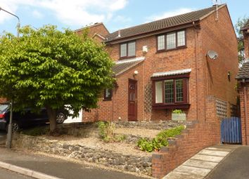 Thumbnail 4 bed detached house to rent in Manor Road, Ashbourne, Derbyshire
