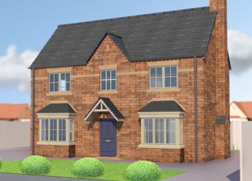 Thumbnail 4 bed detached house for sale in Plot 16 The Ancaster, Stickney Meadows, Stickney