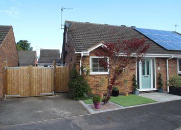 Thumbnail 2 bed semi-detached bungalow for sale in Ash Grove, Mountsorrel, Loughborough