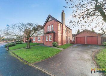Thumbnail 4 bed semi-detached house for sale in Stonyhurst Crescent, Culcheth, Warrington