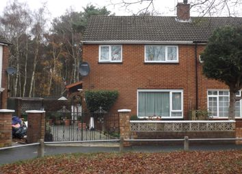 Thumbnail 3 bed semi-detached house for sale in Mitcham Road, Camberley, Camberley, Surrey