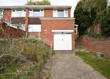 Thumbnail 3 bed semi-detached house for sale in Ullswater Drive, Tilehurst, Reading