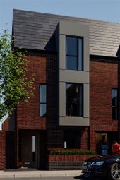 3 bed town house for sale in Yew Tree Avenue, Fallowfield, Manchester M14