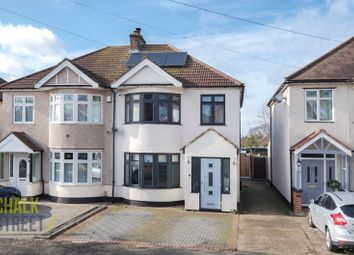 Warriner Avenue, Hornchurch RM12. 3 bed semi-detached house
