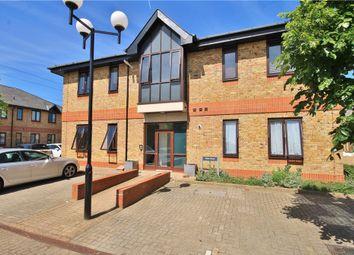 Thumbnail 2 bed flat to rent in Belair House, Hanworth Lane, Chertsey, Surrey