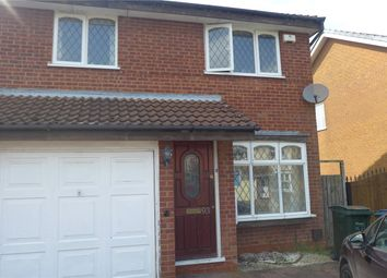 Thumbnail 3 bed semi-detached house to rent in Appledore Drive, Allesley Green, Coventry, West Midlands