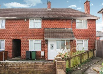 Thumbnail 3 bedroom end terrace house for sale in Denbigh Road, Tipton