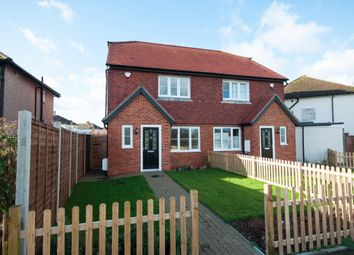 Thumbnail 3 bed semi-detached house to rent in Middle Street, Strood Green, Betchworth, Surrey