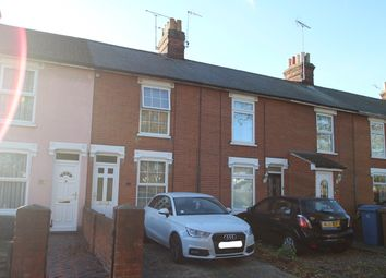 Thumbnail 2 bedroom terraced house for sale in Freehold Road, Ipswich