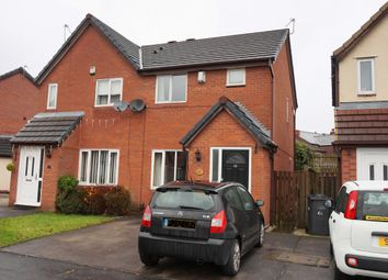Thumbnail 2 bedroom semi-detached house for sale in Wayfarers Way, Swinton, Manchester