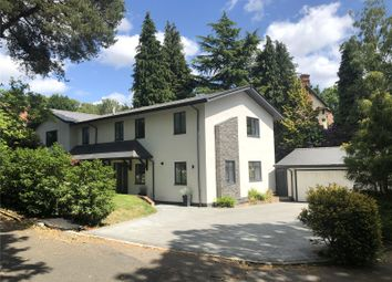 Thumbnail 5 bed detached house for sale in Ingle Dell, Camberley, Surrey