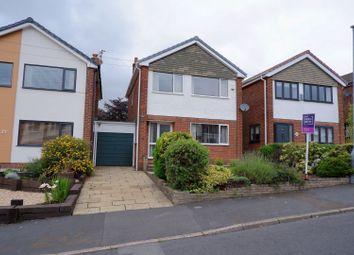 Thumbnail 3 bed link-detached house for sale in Woodlands Road, Stalybridge