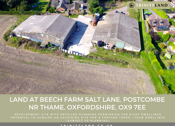 Thumbnail Land for sale in Salt Lane, Postcombe
