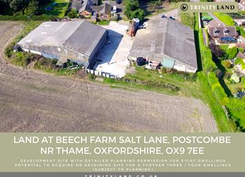 Thumbnail Land for sale in Salt Lane, Postcombe