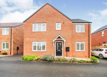 Thumbnail 5 bed detached house to rent in Wash Meadow Close, Ilkeston