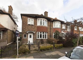Thumbnail 3 bed semi-detached house for sale in Downton Avenue, London