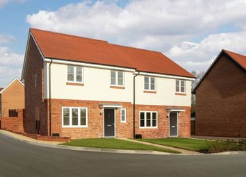 """Thumbnail 3 bed semi-detached house for sale in """"The Dunsfold"""" at Amlets Lane, Cranleigh"""