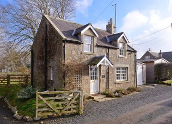 Thumbnail 2 bed cottage for sale in Duns Road, Swinton, Duns