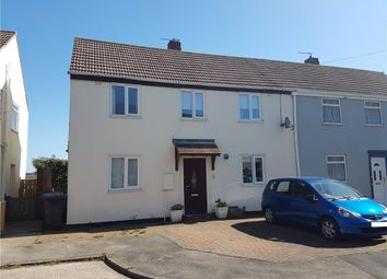 Thumbnail 3 bed semi-detached house to rent in Wayside Court, Bearpark, Co Durham