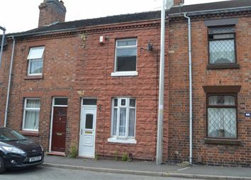 Thumbnail 2 bed terraced house for sale in Shotsfield Street, Stoke-On-Trent