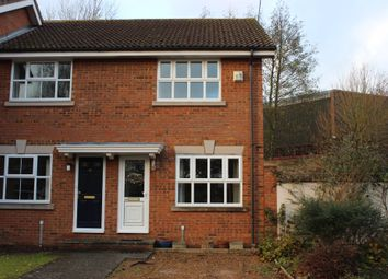 Thumbnail 2 bedroom semi-detached house to rent in Anxey Way, Haddenham, Aylesbury