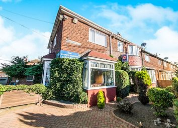 Thumbnail 4 bed terraced house for sale in Oxford Terrace, Bowburn, Durham