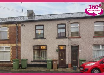 Thumbnail 3 bed terraced house for sale in Trafalgar Street, Risca, Newport