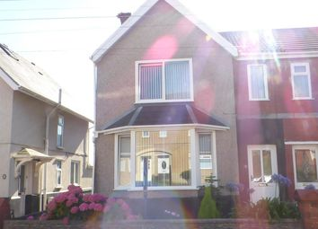 Thumbnail 3 bedroom semi-detached house for sale in Faraday Road, Clydach, Swansea