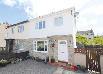 Thumbnail 3 bed semi-detached house for sale in 10 Delnies Road, Iinverness