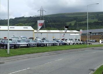 Thumbnail Land to let in Car Sales Site, Taff Business Centre, Treforest
