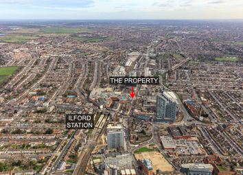 Thumbnail Retail premises for sale in High Road, Ilford, London