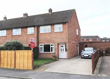 Thumbnail 3 bed terraced house for sale in 48, Hammonds Place, Gobowen, Oswestry, Shropshire