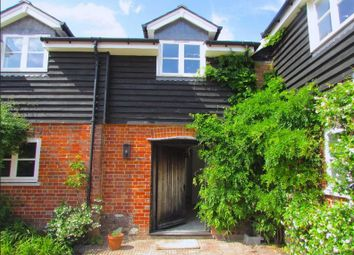 Thumbnail 3 bed cottage to rent in Blue Bell Farm, Kemsing