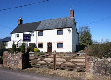 Thumbnail 3 bed semi-detached house for sale in Sampford Moor, Wellington
