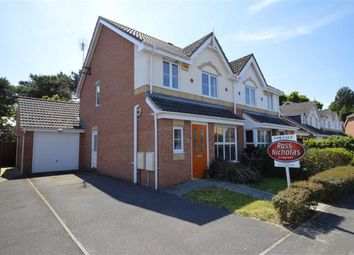 Thumbnail 3 bed semi-detached house for sale in Earlswood Park, New Milton