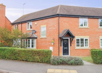 Thumbnail 4 bed semi-detached house for sale in Rickyard Walk, Grange Park, Northampton