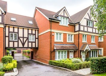 Thumbnail 5 bed town house for sale in Baily Gardens, Wray Common Road