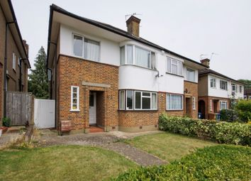 Thumbnail 1 bed maisonette for sale in Holwell Place, Pinner