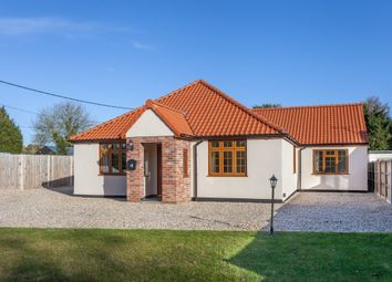 Thumbnail 5 bed detached bungalow for sale in Bittering Street, Gressenhall, Dereham