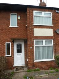 Thumbnail 2 bed semi-detached house to rent in Moorhouse Road, Hull