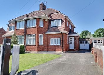 Thumbnail 3 bedroom semi-detached house for sale in Holderness Road, Hull