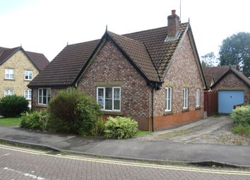 Thumbnail 2 bed detached bungalow for sale in John Gray Court, Willerby, Hull