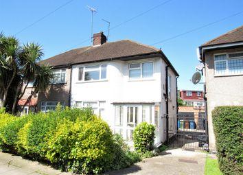 Thumbnail 3 bed semi-detached house for sale in Walton Avenue, South Harrow