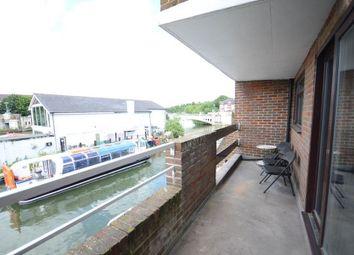 Thumbnail 2 bedroom flat to rent in Riverside Court, Caversham, Reading