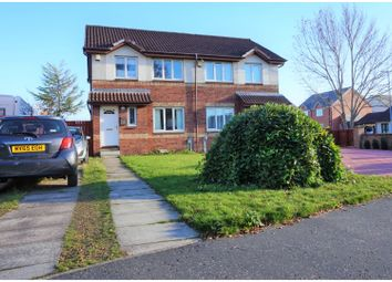 Thumbnail 3 bed semi-detached house for sale in Robertson Avenue, Renfrew