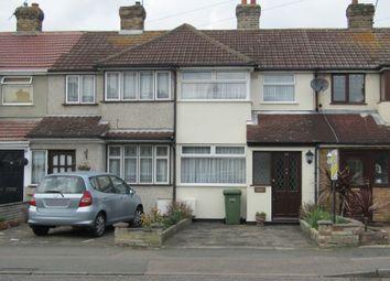 Thumbnail 2 bedroom terraced house for sale in Elm Park Avenue, Hornchurch