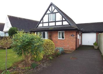 Thumbnail 2 bed bungalow for sale in St. Matthews Close, Haslington, Crewe, Cheshire