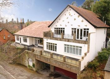 Thumbnail 5 bedroom detached house for sale in Newtown, Market Drayton