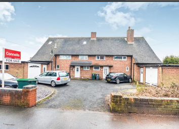 Thumbnail 5 bed semi-detached house for sale in Paul Street, Wednsbury